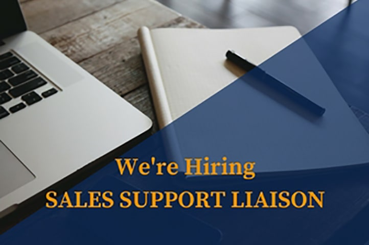 Hiring Sales Support Liaison