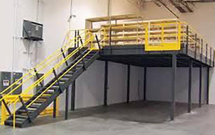 Standard Mezzanine Deck